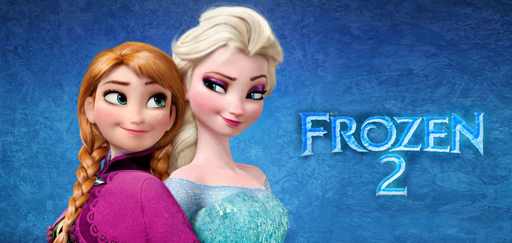 Anna and Elsa are back in