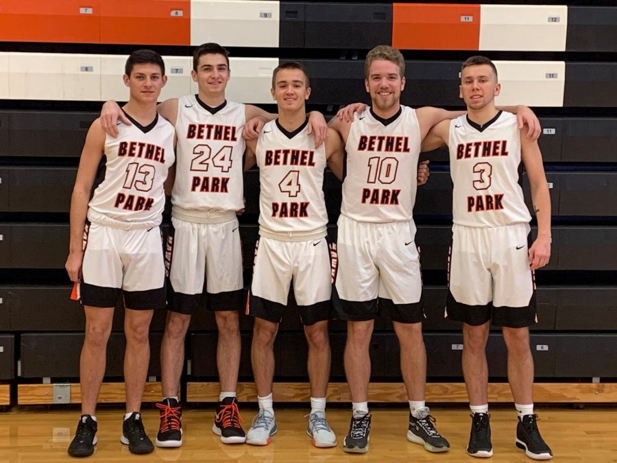Boys basketball to host Trinity in home opener