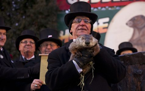 Punxsutawney Phil predicts early spring despite PETA's protest