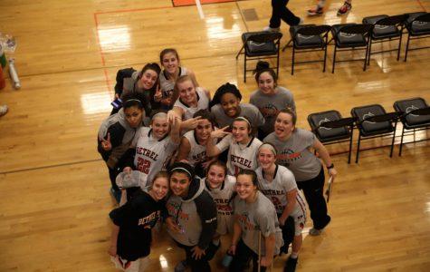 Lady Hawks win Section Championship