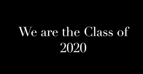 Video:  Class of 2020