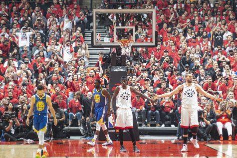 Game 2 of 2019 NBA Finals
