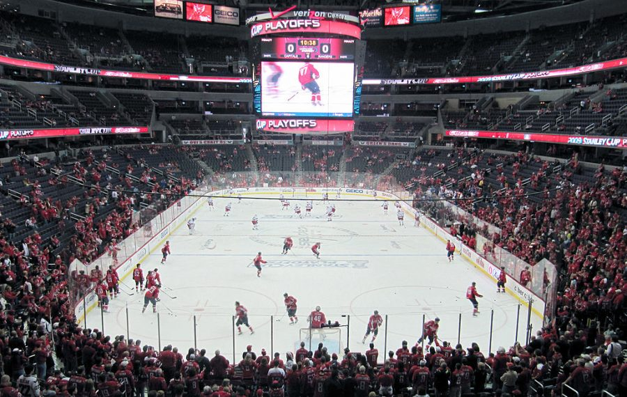 Verizon+Center+%28NHL+Playoffs+-+April+25%2C+2009%29