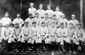 1907 Pirates team