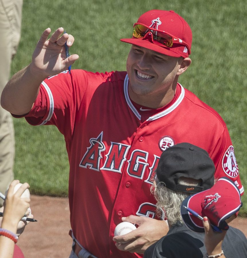 Mike+Trout%2C++Angels+at+Orioles+8%2F20%2F17