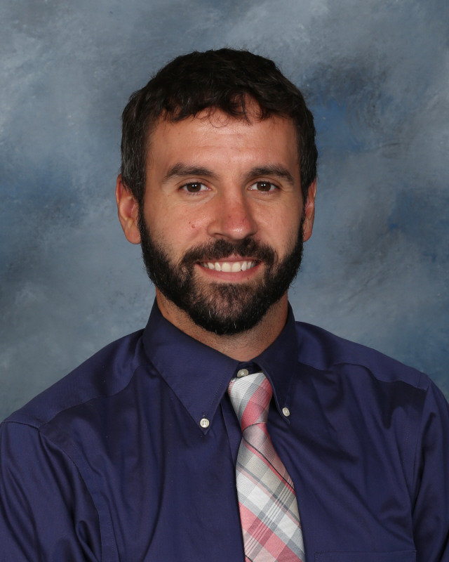 Biology teacher Mr. Winschel is featured in this edition of the Faculty Spotlight.