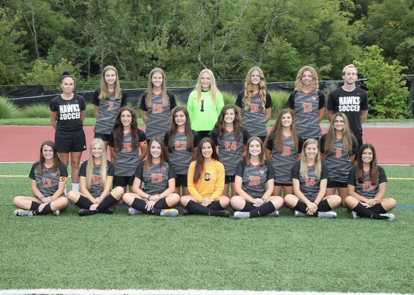 Bethel Park girls varsity soccer team looks to make a big run in the playoffs.