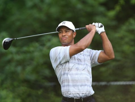 Tiger Woods, shown here in 2007, suffered serious injuries to his right leg and ankle after being involved in a serious car accident Tuesday morning.