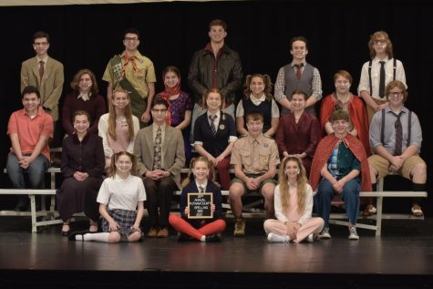 The full cast of the BPHS