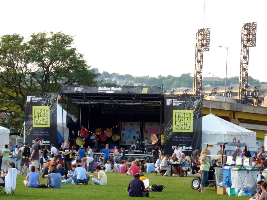 Three Rivers Arts Festival returns in person