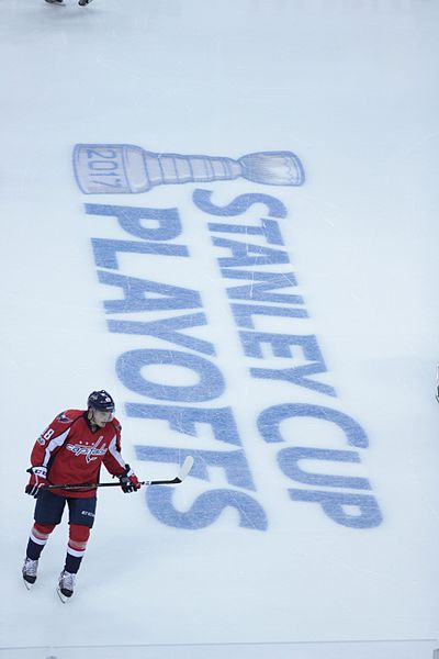 The Stanley Cup Playoffs are in full swing.