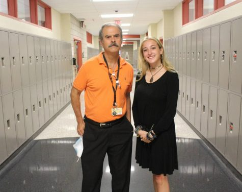 Mel Fiel (with Brooke Veith) is this months Staff Spotlight.